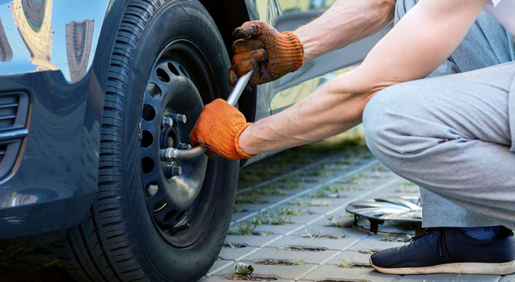 Mobile Tyre Fitting